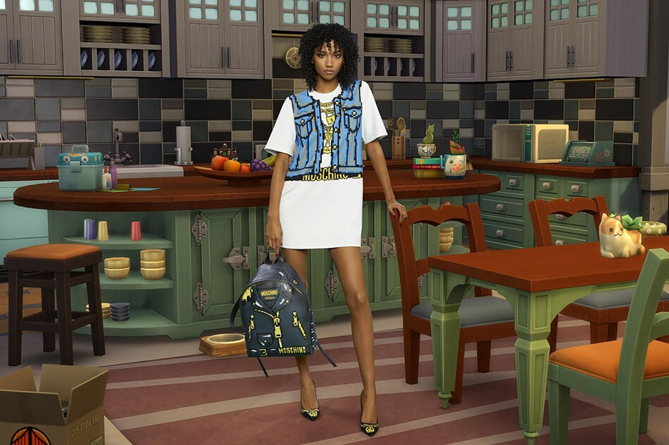 Fashion in The Sims